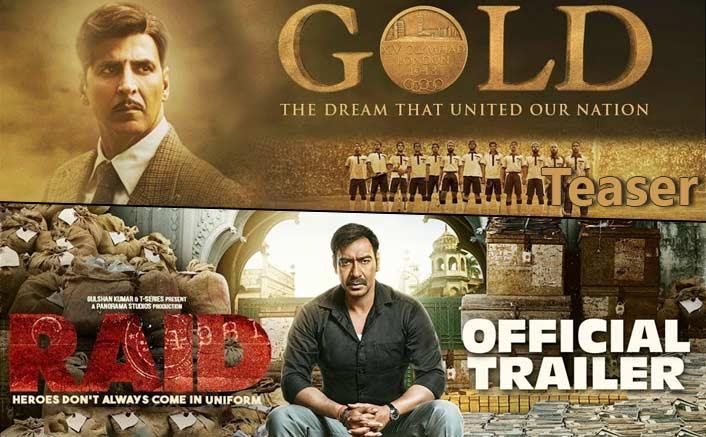 Gold Teaser Or Raid Trailer
