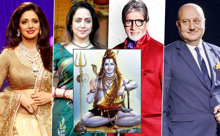 From Amitabh Bachchan To Sridevi B-Town Wishes Happy Maha Shivratri!