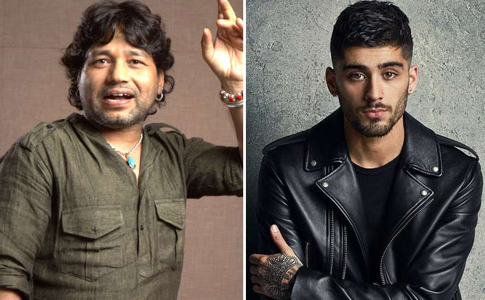 Kailash will 'jam together' with Zayn on one condition