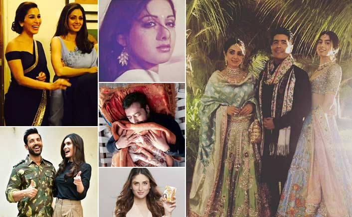 Koimoi's Daily Dose With Chai: Bollywood Celebrities Mourn For Sridevi's Death