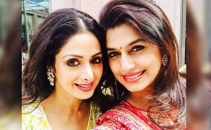 Late Sridevi's Childhood Friend Makes Some Unknown Revelation!