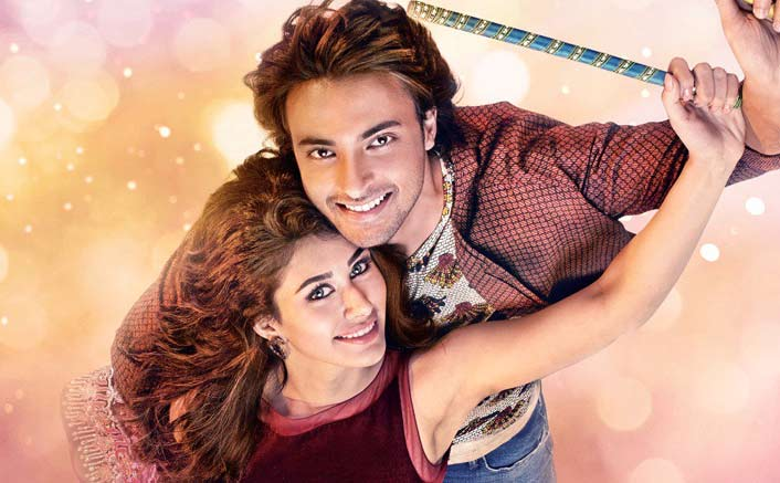 Loveratri Poster: Aayush Sharma & Warina Hussain Are Coming To Fill Your Navaratri With Love