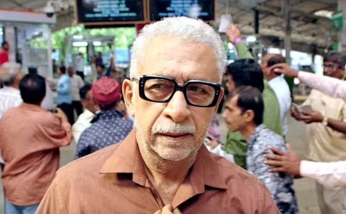 Makers of Aiyaary release the common man avatar of Naseeruddin Shah with a poem