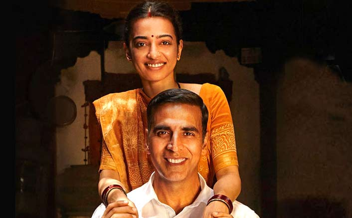 Morning Occupancy: Akshay Kumar's Pad Man