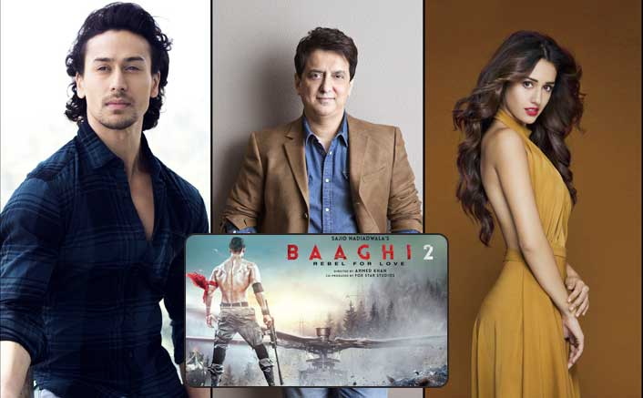OMG! This is how rebels Tiger Shroff and Disha Patani will launch Baaghi 2 trailer