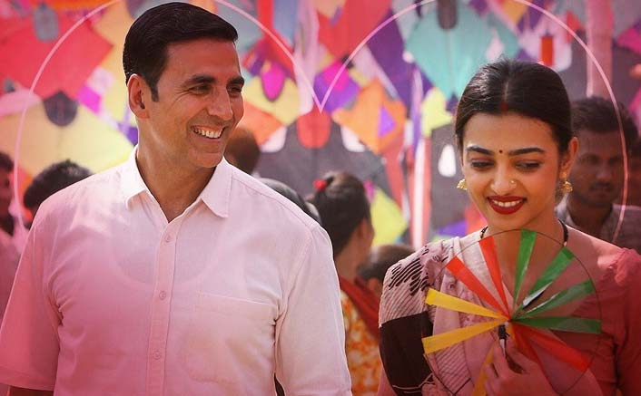 PadMan Box Office (Japan)