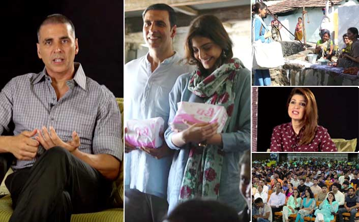 Padman Video: See How The Team Took Extra Efforts To Promote This Social Message, Kudos!