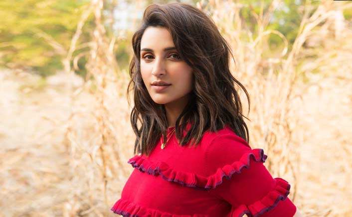 Parineeti Chopra starts shooting for 'Kesari'