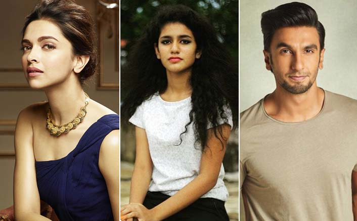 "Priya Varrier Interview: ""Deepika Padukone & Ranveer Singh Are My Favourites"""