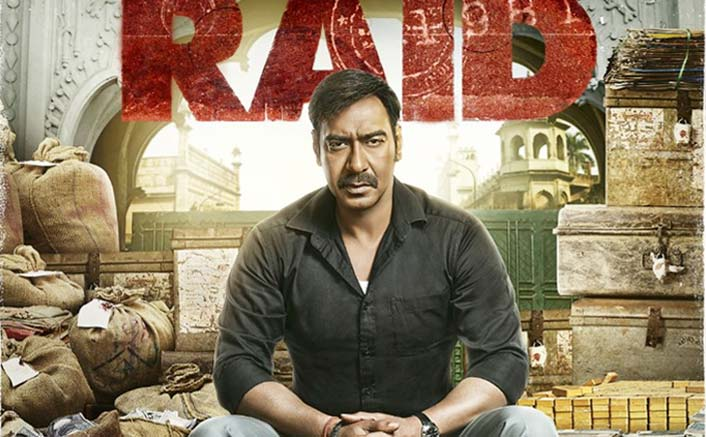 Raid Poster: When Ajay Devgn Stares, You Know It's For Real