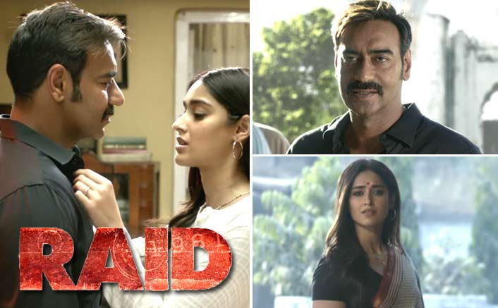 Raid Trailer: Ajay Devgn Is All Set To Bring The Change We Need