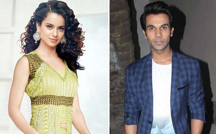 Rajkummar Rao & Kangana Ranaut To Come Together For A Psychological Thriller After Queen