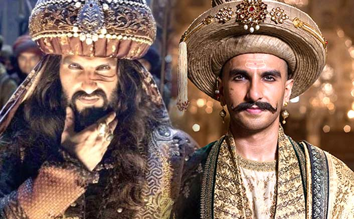 Padmaavat Goes On To Become Ranveer Singh's Highest Grossing Film Beating Bajirao Mastani At The Box Office