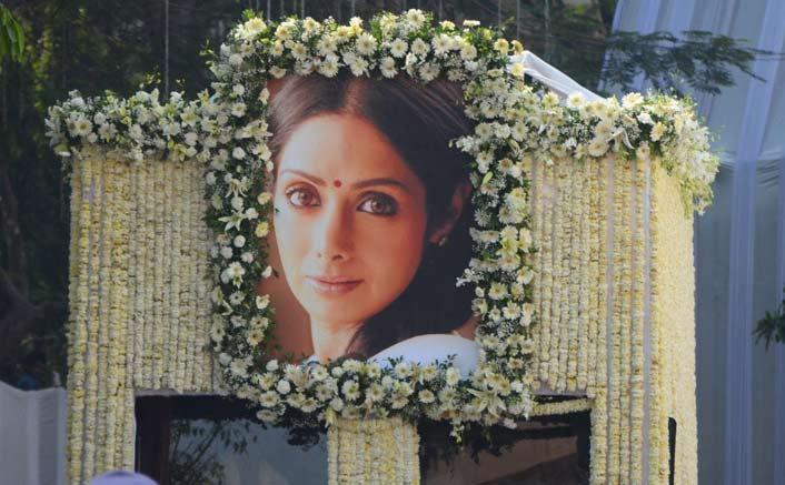 Rest In Peace Sridevi