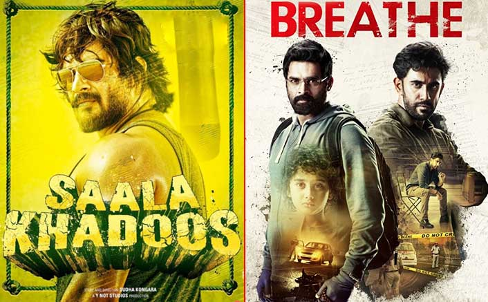 Saala Khadoos to Breathe - Life comes back full circle for Madhavan