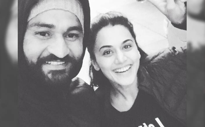Sandeep Singh the best coach I ever had: Taapsee