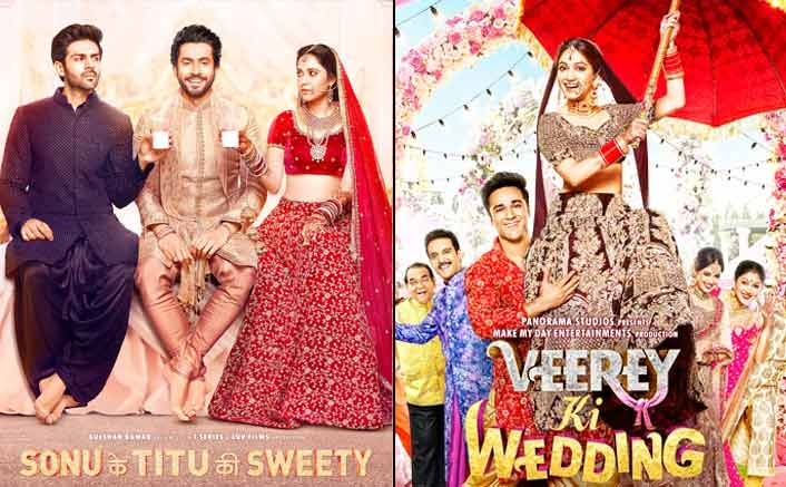 Sonu Ke Titu Ki Sweety to Veerey Ki Wedding - The uncanny similarities between the two family entertainers