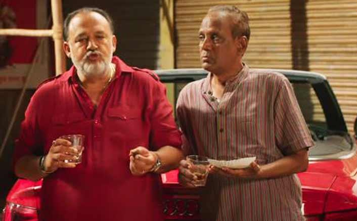 Alok Nath & Virendra Saxena