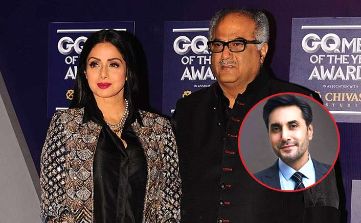 Sridevi's Mom Co-Star Adnan Siddiqui: Boney Kapoor Was Crying Like A Baby, He Was Inconsolable