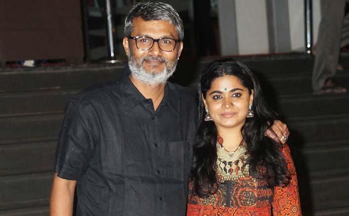 Nitesh Tiwary and Ashwini Iyer Tiwary