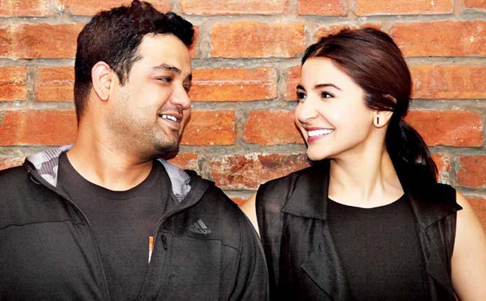 Anushka Sharma and Karnesh Sharma