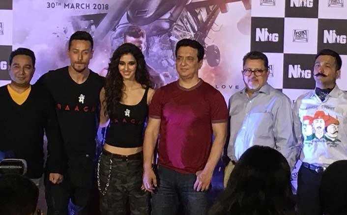 Tiger Shroff: The Way Disha Patani Has Performed In Baaghi 2 Is Phenomenal!