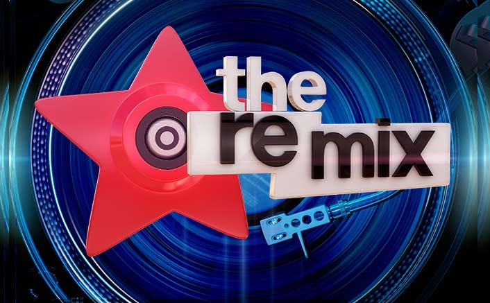 Vomit bag? Pills? Perfume? Yes! This is the unique invite for 'The Remix'