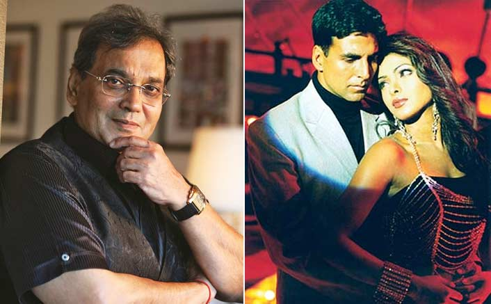 Subhash Ghai direct Aitraaz 2