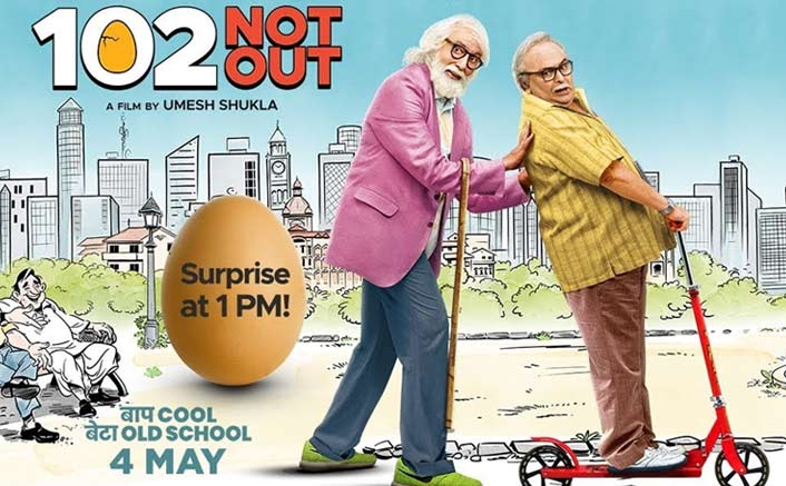 102 Not Out Trailer: Amitabh Bachchan & Rishi Kapoor's Father Son-Act Is Unimaginably Cute!