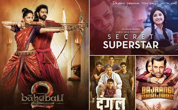 Will Baahubali 2 Beat Secret Superstar, Dangal & Bajrangi Bhaijaan At The Chinese Box Office!
