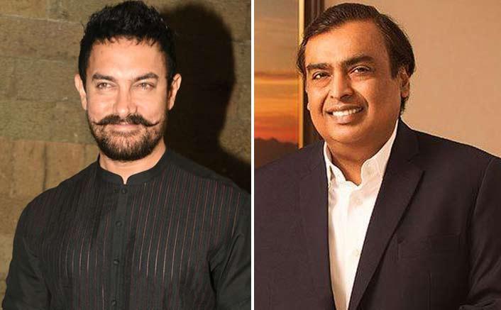 Aamir Khan's Mahabharata To Be Produced By Mukesh Ambani?
