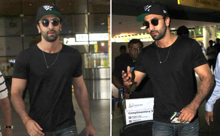 Airport Diaries: Brahmastra Star Ranbir Kapoor Looks UBER COOL As He Returns Post His Mini Vacation!