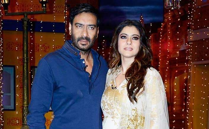 Ajay Devgn: Kajol Doesn't Have The Guts To Criticise My Work, But Nysa Has!