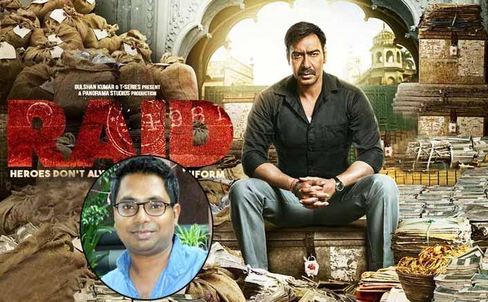 Ajay Devgn's Raid director Raj Kumar Gupta