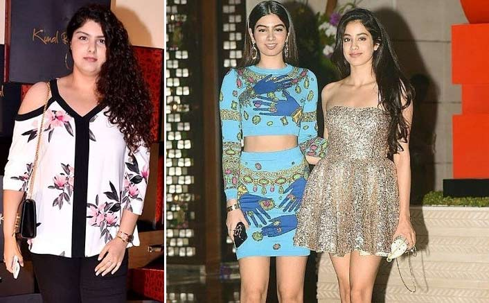 Anshula Kapoor Shuts Down Troll Against Her Sister Janhvi and Khushi