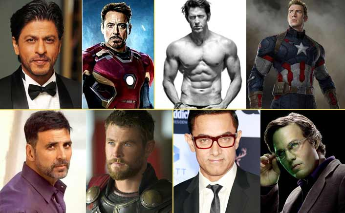 Avengers: Infinity War Bollywood Version: Shah Rukh Khan As Iron Man, Akshay As Thor & Much More