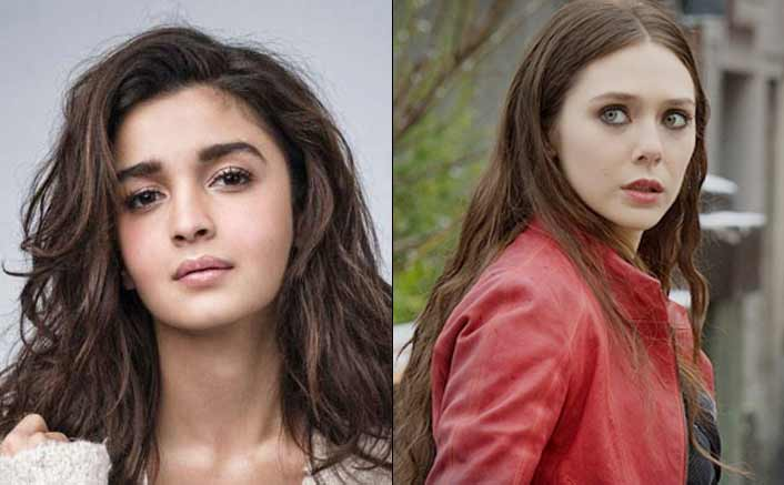 Alia Bhatt as Scarlet Witch