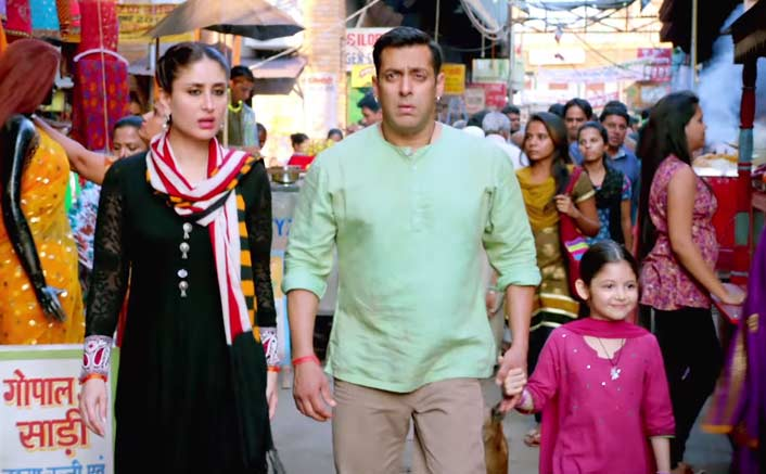 Bajrangi Bhaijaan Rock Solid On Its 1st Weekday At The Chinese Box Office