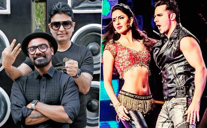 Bhushan Kumar & Remo D'Souza team up for India's biggest dance film starring Varun Dhawan and Katrina Kaif