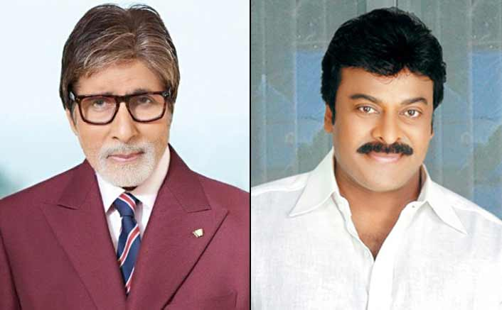 Big B set to shoot cameo for Chiranjeevi's Telugu film