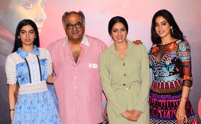 Boney Kapoor & Family's Reaction On Sridevi's Death Will Make You Sob Like A Baby