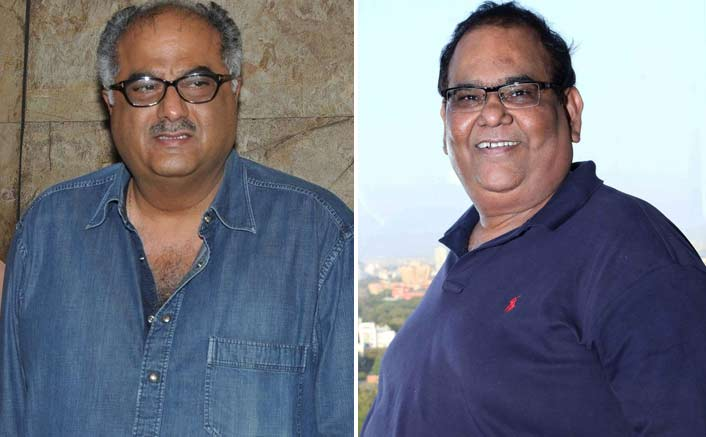 Boney Kapoor wept inconsolably after Sridevi's death: Satish Kaushik