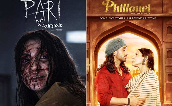 Box Office - Anushka Sharma's Pari is following similar trending as her Phillauri
