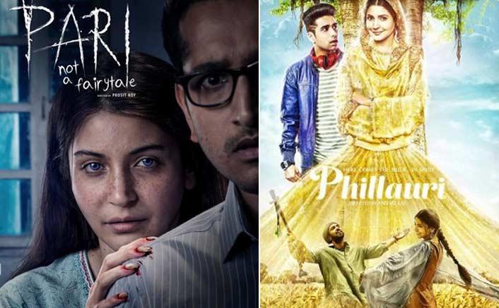 Box Office - Anushka Sharma's Pari opens similar to her Phillauri