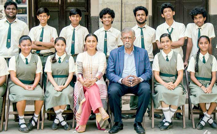 Box Office - Rani Mukherjee's Hichki finds attention of target audience