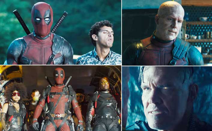 Check Out The Action-Packed Trailer Of Deadpool 2