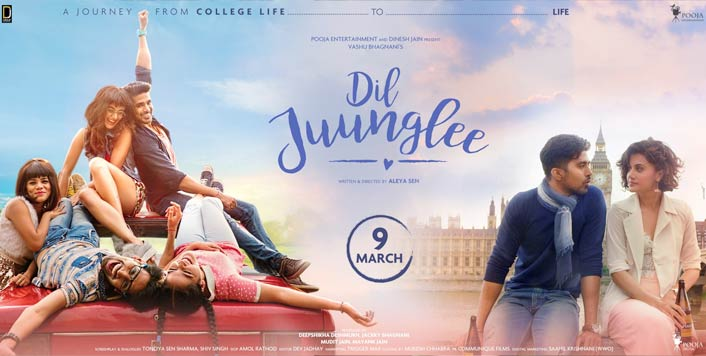 Dil Juunglee Movie Review