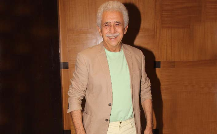 Documentaries can bring change: Naseeruddin Shah