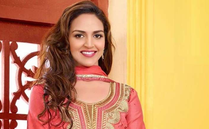 Esha Deol reveals first look of short film