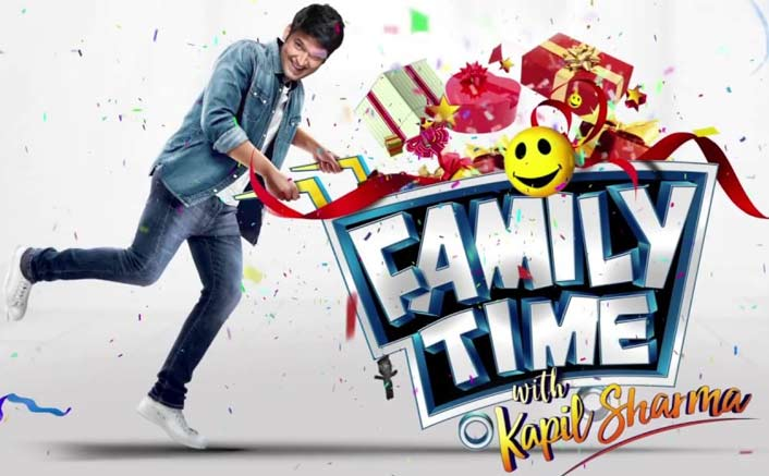 Family Time With Kapil Sharma: Here's When The Show Will Go On Air